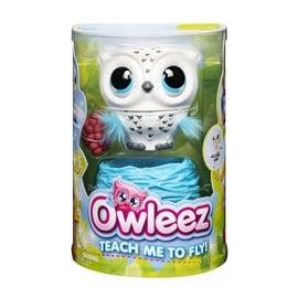 Žaislinė interaktyvi pelėda owleez balta 6046148