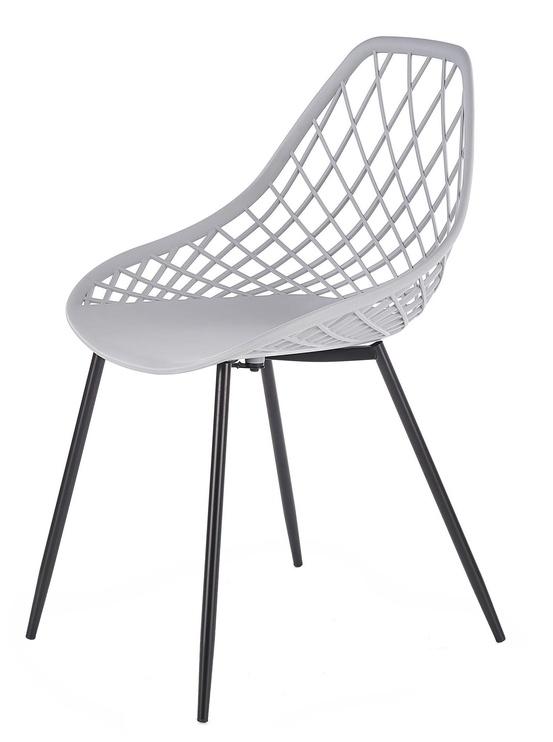 Стул для столовой Halmar K330 Light Gray, 1 шт.