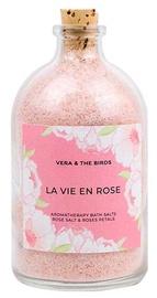 Vannas sāls Vera & The Birds La Vie En Rose, 120 g
