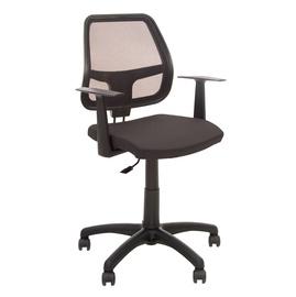 Biroja krēsls Nowy Styl Alfox GTP OH/5 ZT-24 Black