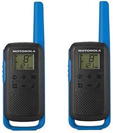 Motorola T62 Blue (pažeista pakuotė)