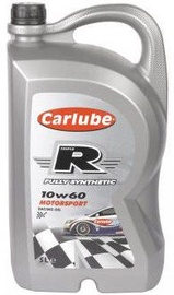 Carlube Triple R 10W-60 Sport Fully-Synthetic Oil 5l