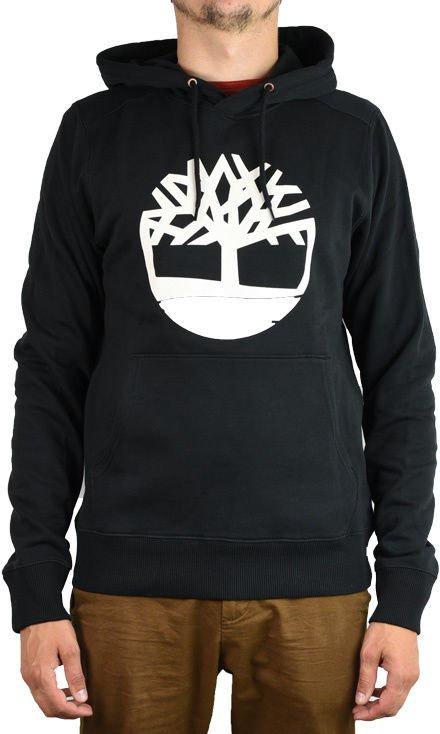 Джемпер Timberland Core Logo PO Hoodie TB0A1ZKY-001 Black XXL