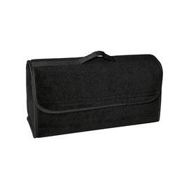 Automobilio bagažinės krepšys, juodas 50 x 16 x 21 cm
