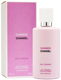 Chanel Chance Eau Tendre 200ml Body Lotion