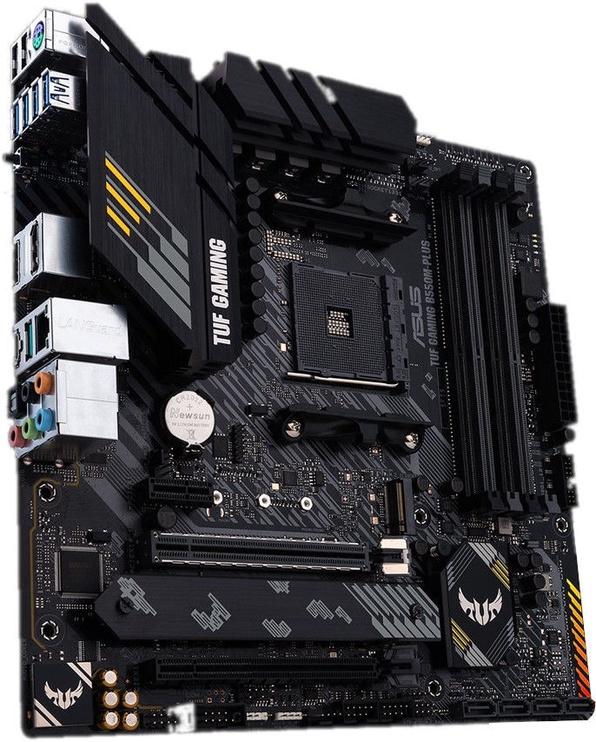 Mātesplate Asus TUF Gaming B550M-PLUS