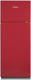 Severin DT 8763 Refrigerator Red