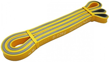 SportVida Rubber Expander 2080x15x4.5mm Yellow