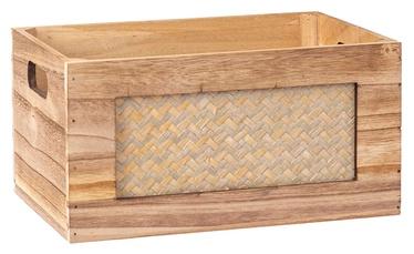 Home4you Cupra-2 Wood Box Brown