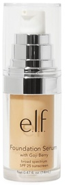 E.l.f. Cosmetics Beautifully Bare Foundation Serum SPF25 14ml Light/Medium