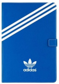 Adidas Folio Series Universal Tablet Case For 10-11'' Blue/White