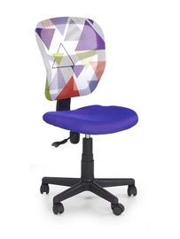 Bērnu krēsls Halmar Jump Purple