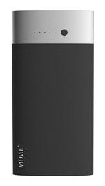 Зарядное устройство - аккумулятор VIDVIE PB712, 16000 мАч, серебристый