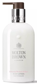 Molton Brown Body Lotion 300ml Delicious Rhubarb & Rose