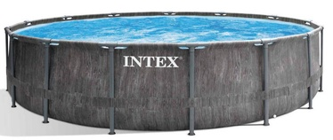 Intex Greywood Prism Frame Pool Set 457cm 126742GN