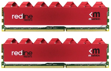 Mushkin Enhanced Redline 32GB DDR4 3000Mhz CL18 Kit Of 2 MRA4U300JJJM16GX2