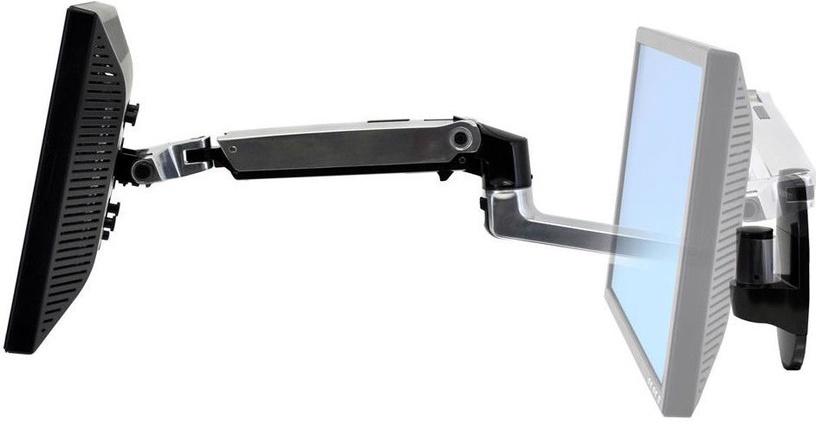 Televizoriaus laikiklis Ergotron LX Monitor Arm Wall Mount