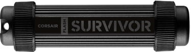 USB atmintinė Corsair Survivor Stealth, USB 3.0, 128 GB