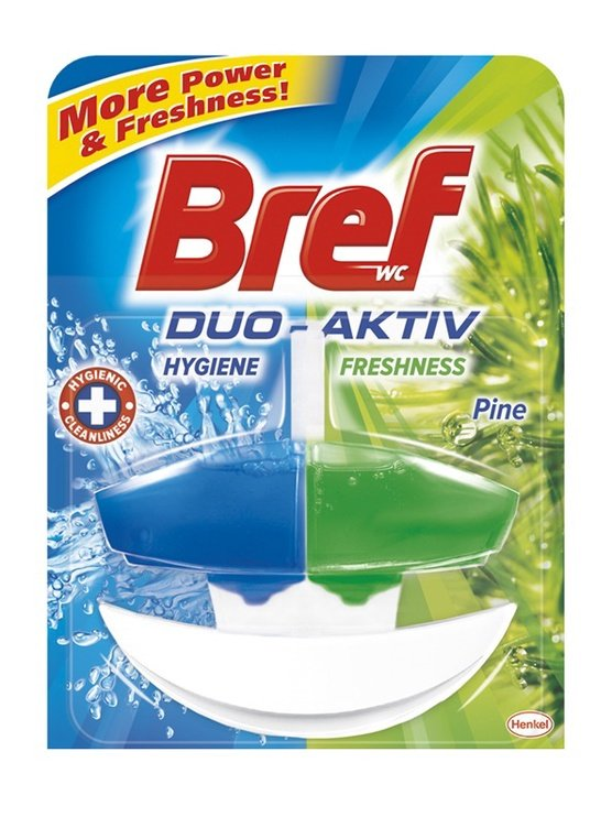 Henkel Bref Duo Activ Pine 50ml