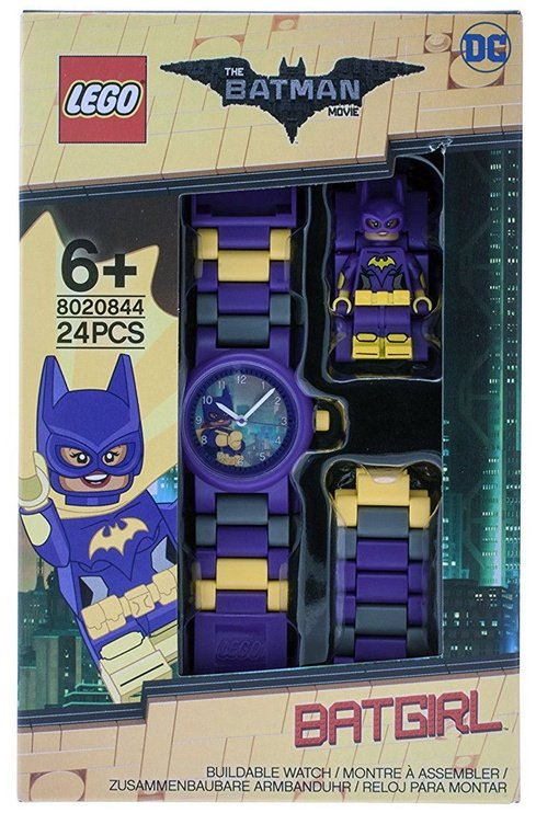 LEGO Minifigure Link Buildable Watch Batgirl 8020844