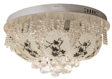 Verners Hloy6 Ceiling Lamp 6x40W E14 + LED Chrome