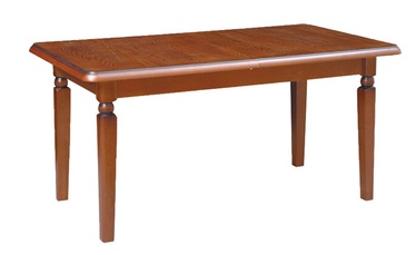 Black Red White Dsto 150 Table 160/200cm Walnut