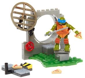Mega Bloks Teenage Mutant Ninja Turtles Raph/Leo DMX33