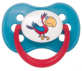 Canpol Babies Animals Silicone Cherry Soother 0-6m Assort