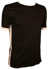 Bars Mens T-Shirt Black/White 169 M