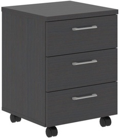 Skyland Office Cabinet XMC-3D Beech Dark Wood