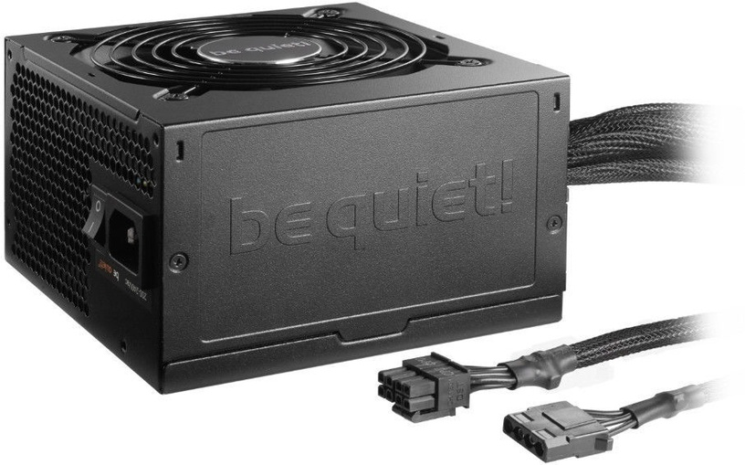 Be Quiet! System Power 9 CM PSU Series 600W