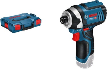 Bosch GDR 12V-105 Cordless Impact Screwdriver + L-Boxx 102 without Battery