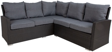 Home4You Madrid Garden Furniture set Grey