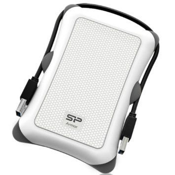 Silicon Power 2TB Armor A30 2.5'' USB 3.0 White