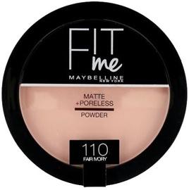 Maybelline Fit Me! Matte + Poreless Powder 14g 110