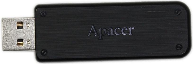 USB atmintinė Apacer AH325 Black, USB 2.0, 32 GB
