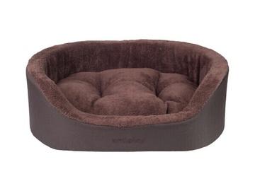 Кровать для животных Amiplay Aspen, коричневый, 640x730 мм