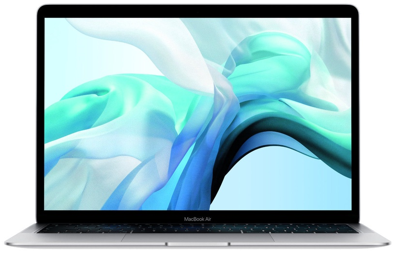 """Apple MacBook Air / 13.3"""" Retina / i5 DC 1.6 GHz / 8GB RAM / 128 SSD / RU Silver"""