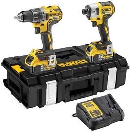 DeWALT DCK266P2 Drill Screwdriver Set