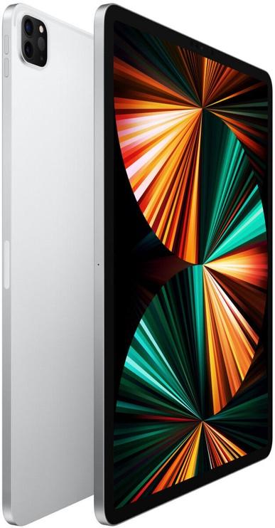 Планшет Apple iPad Pro 12.9 Wi-Fi 5G (2021), серебристый, 12.9″, 16GB/2TB