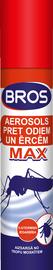 Aerozolis nuo uodų ir erkių Bros Max, 0.09 l