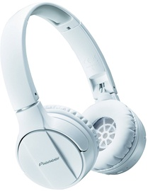 Ausinės Pioneer SE-MJ553BT Bluetooth Headphones White