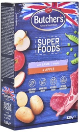 Butchers Super Foods Dog Treat With Lamb And Apple 320g