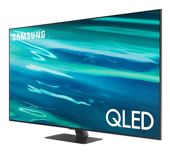 Televizorius Samsung QE55Q80AA QLED