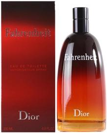 Tualetinis vanduo Christian Dior Fahrenheit 200ml EDT