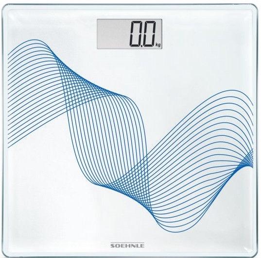Soehnle Electronic Scales Style Sense Compact 300 Blue