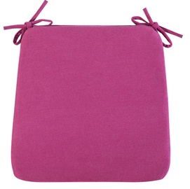 Home4you Rio 2 Chair Pad 39x39cm Pink