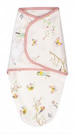 Summer Infant SwaddleMe Original Swaddle Small Sakura Bloom