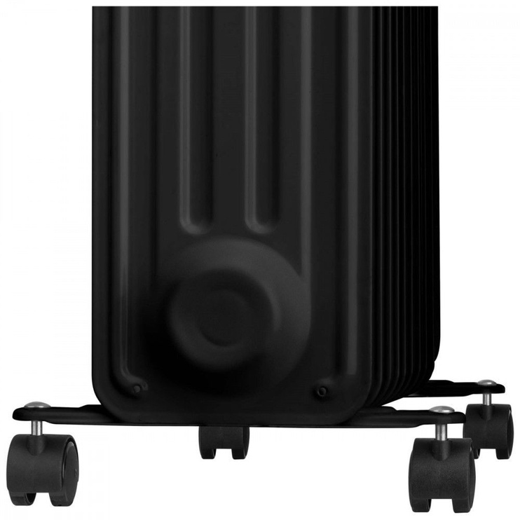 Масляный нагреватель Sencor SOH 3307BK, 600 Вт