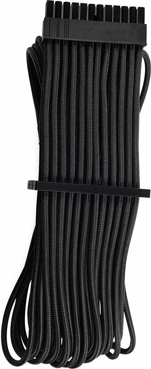 Corsair Premium Sleeved 24-pin ATX cable Type 4 Gen 4 Black
